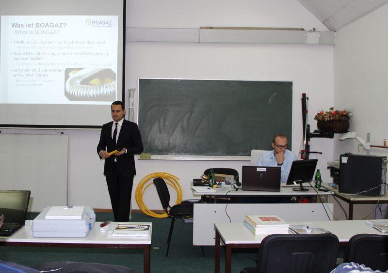 BOAGAZ seminar Sarajevo