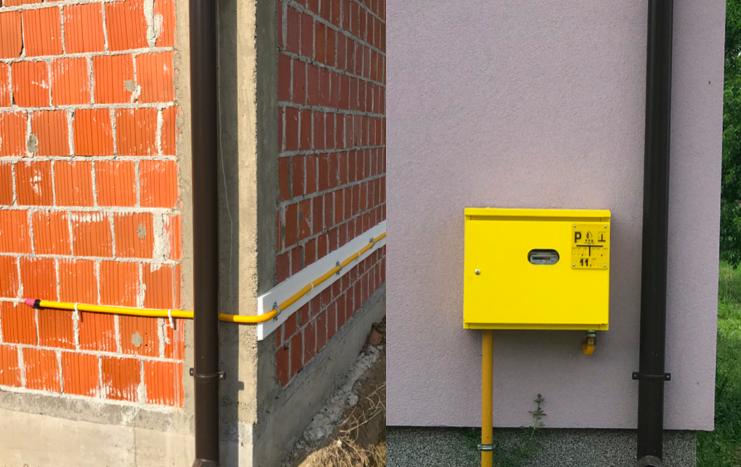 BOAGAZ - plinska instalacija u Hrvatskoj